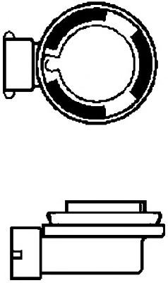 灯泡(前大灯) 海拉 8GH008357001